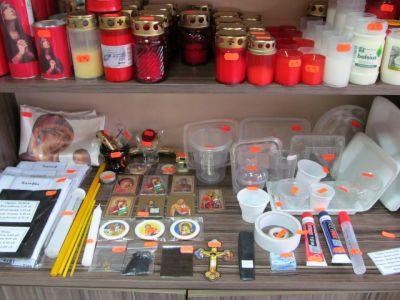 Свещи и аксесоари - Изображение 1