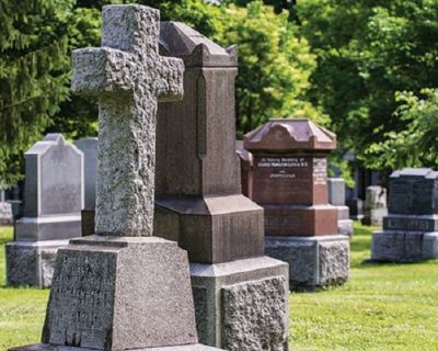 Оформяне на гробни места - Траурна агенция Алфа Омега, град Севлиево