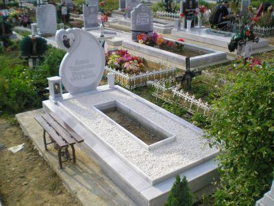 107 - Надгробни паметници - Севлиево - Траурна агенция Алфа Омега, град Севлиево