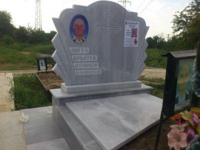 129 - Надгробни паметници - Севлиево - Траурна агенция Алфа Омега, град Севлиево