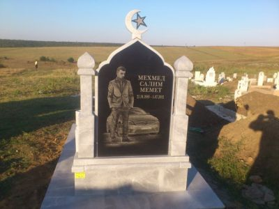 130 - Надгробни паметници - Севлиево - Траурна агенция Алфа Омега, град Севлиево