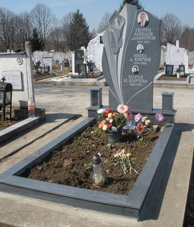 29 - Паметници от гранит - Севлиево - Траурна агенция Алфа Омега, град Севлиево