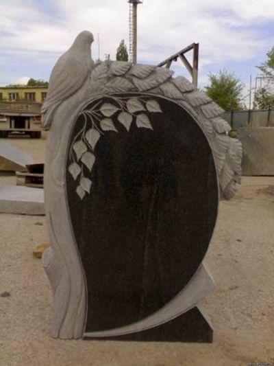 55 - Паметници от гранит - Севлиево - Траурна агенция Алфа Омега, град Севлиево