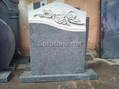60 - Паметници от гранит - Севлиево - Траурна агенция Алфа Омега, град Севлиево