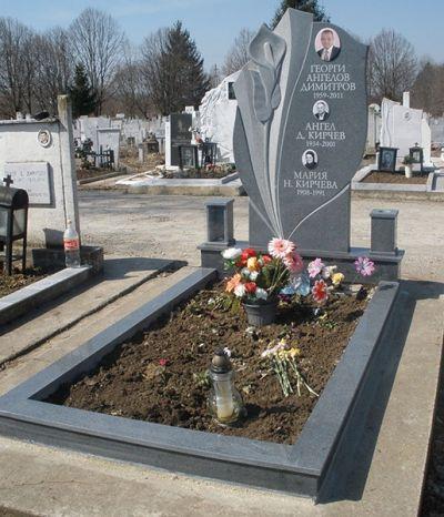 72 - Паметници от гранит - Севлиево - Траурна агенция Алфа Омега, град Севлиево