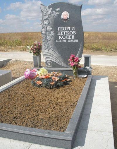 76 - Паметници от гранит - Севлиево - Траурна агенция Алфа Омега, град Севлиево